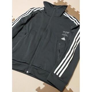 adidas - ☆adidas アディダス ジャージブルゾン 黒 サイズL