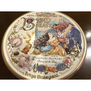 ディズニー(Disney)の新品 未開封 ディズニーランド限定 美女と野獣 お菓子 クッキー マドレーヌ(菓子/デザート)