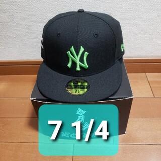 NEW ERA - New Era Cap 7 1/4 ニューエラ ヤンキース キャップ