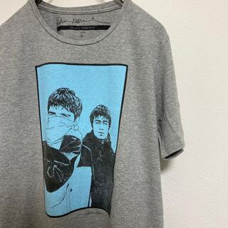 バーニーズニューヨーク(BARNEYS NEW YORK)の【デットストック】激レア oasis デニス・モリス 限定Tシャツ(Tシャツ/カットソー(半袖/袖なし))