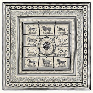 Hermes - 定価以下✨国内完売品✨2020SS カシシル バンダナ柄 ナチュラル
