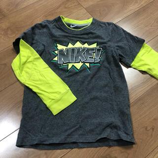 ナイキ(NIKE)のNIKE ナイキ ロンT 長袖 130(ジャケット/上着)