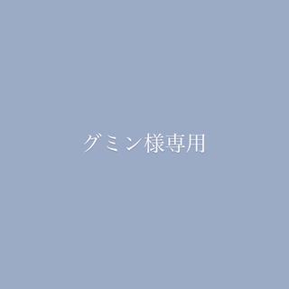 【グミン様専用】ぷっくりワンタッチフープピアス ゴールド チャンキー(ピアス)