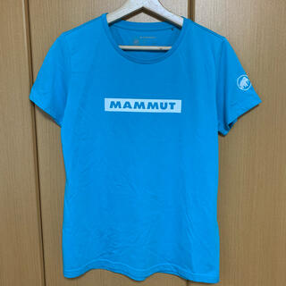 Mammut - MAMMUT Tシャツ ライトブルー