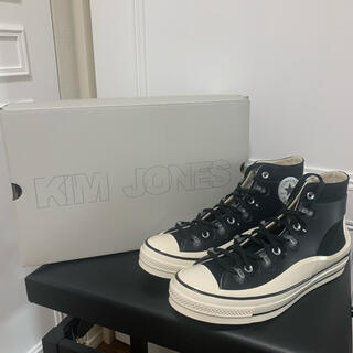 CONVERSE - CONVERSE KIM JONES CHUCK 70 Black 29cm
