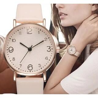 8新品 送料無料 レディース 腕時計 クォーツ ピンク
