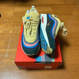 NIKE - 【要確認】AIR MAX 1/97 VF SW SEAN WOTHERSPOON