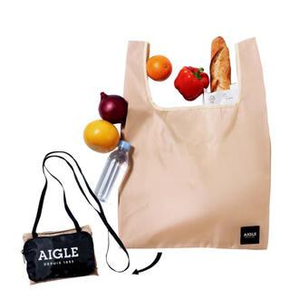 エーグル(AIGLE)の【即購入OK・送料無料】GLOW6月号付録(エコバッグ)