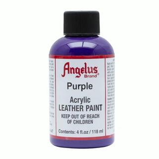 【Purpleパープル 4oz 】Angelus paintアンジェラスペイント(その他)