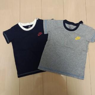 ナイキ(NIKE)のナイキ T シャツ 2枚セット 80cm(Tシャツ)
