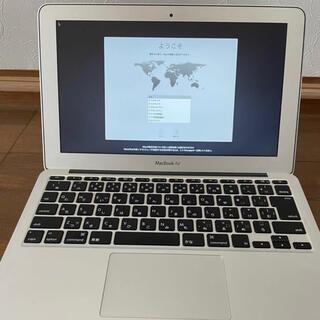 Apple - 【本日限定大特価】高性能 MacBook Air 11インチ 本体のみ 良品