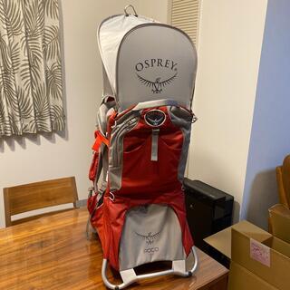 オスプレイ(Osprey)の【定価43,200円】オスプレイ ポコ プラス ベビーキャリア(登山用品)