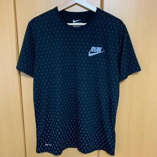 NIKE - NIKE RUNNING Tシャツ ブラック