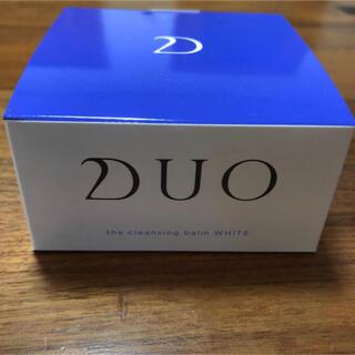 DUO(デュオ) ザ クレンジングバーム ホワイト(90g)4つ