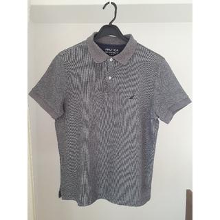 ノーティカ(NAUTICA)のNAUTICA ポロシャツ SLIM FIT グレー ノーティカ(ポロシャツ)