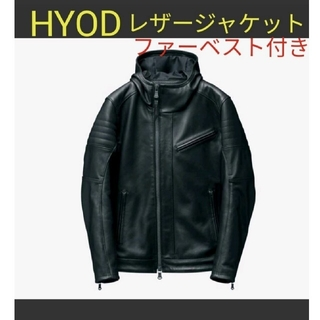 HYOD erda レザージャケット Sサイズ
