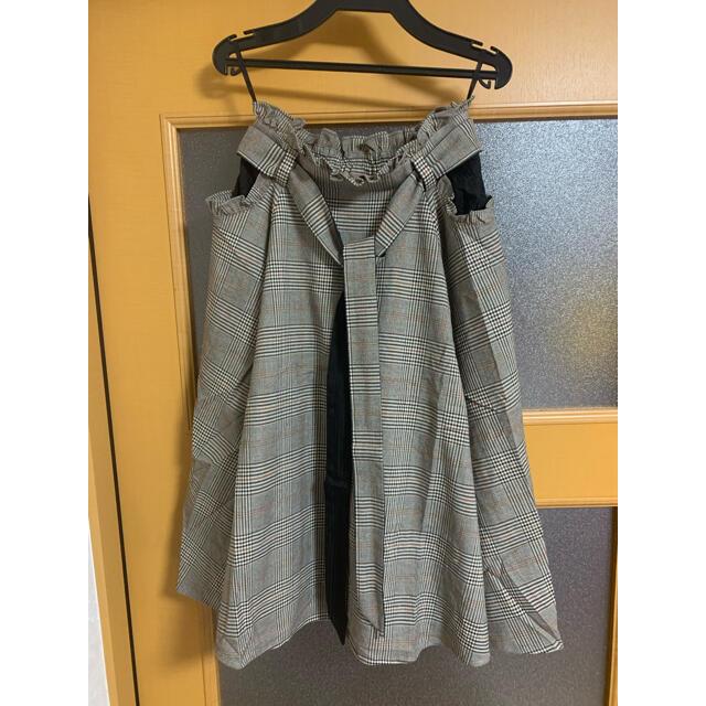 Angelic Pretty(アンジェリックプリティー)のCampusスカート レディースのスカート(ひざ丈スカート)の商品写真