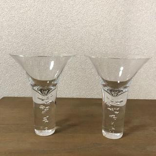 スガハラ(Sghr)のスガハラ 3種の泡 デザートカクテルグラス(グラス/カップ)