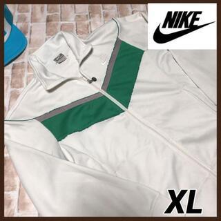 ナイキ(NIKE)のNIKE ナイキ ジャージ XL 上着 00s ロゴ刺繍 スウェット トレーナー(ジャージ)