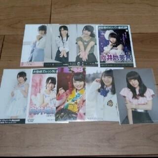エーケービーフォーティーエイト(AKB48)のAKB48 向井地美音 生写真 セット1                  (アイドルグッズ)