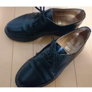 ドクターマーチン(Dr.Martens)のソロヴェアー プレーントゥ 3アイレットシューズ 革靴(ドレス/ビジネス)