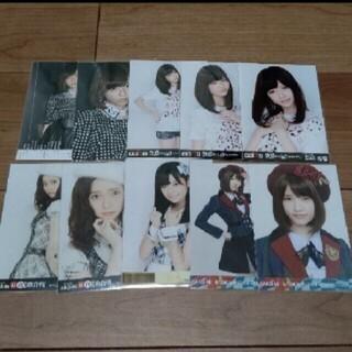 エーケービーフォーティーエイト(AKB48)のAKB48 島崎遥香 生写真 セット 2                  (アイドルグッズ)