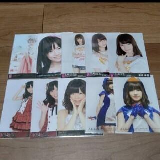 エーケービーフォーティーエイト(AKB48)のAKB48 島崎遥香 生写真 セット 3                  (アイドルグッズ)