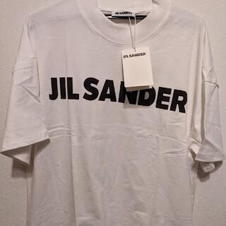 Jil Sander - JIL SANDER ジルサンダーオーバーサイズ ロゴ Tシャツ未使用・新品