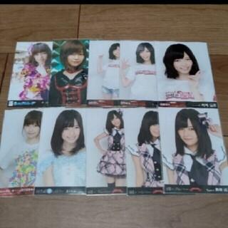 エーケービーフォーティーエイト(AKB48)のAKB48 島崎遥香 生写真 セット 4                  (アイドルグッズ)