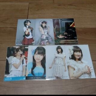 エーケービーフォーティーエイト(AKB48)のAKB48 柏木由紀 生写真 セット1                  (アイドルグッズ)