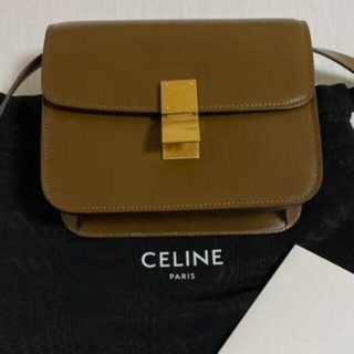 celine - セリーヌ クラシックボックス ミディアム