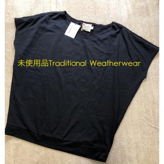 マッキントッシュ(MACKINTOSH)の未使用品Traditional Weatherwear Tシャツ 半袖 S 黒 (Tシャツ(半袖/袖なし))