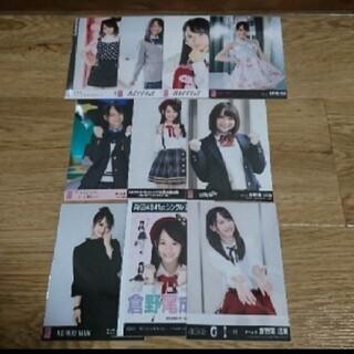 エーケービーフォーティーエイト(AKB48)のAKB48 チーム8 team8 倉野尾成美 生写真 セット        (アイドルグッズ)