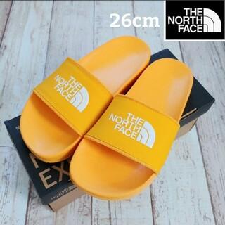 THE NORTH FACE - TNF メンズ レディース サンダル  黄色 UK7 26cm