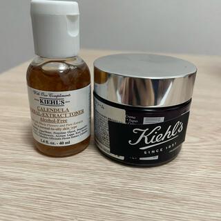 Kiehl's - キールズ KIEHL'S マルチクリーム 化粧水 2点セット 早い者勝ち 未使用