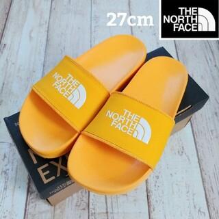 THE NORTH FACE - TNF メンズ レディース サンダル  黄色 UK8 27cm
