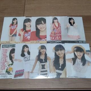 エイチケーティーフォーティーエイト(HKT48)のHKT48田島芽瑠 生写真 セット1                   (アイドルグッズ)