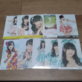 エイチケーティーフォーティーエイト(HKT48)のHKT48田島芽瑠 生写真 セット2                   (アイドルグッズ)