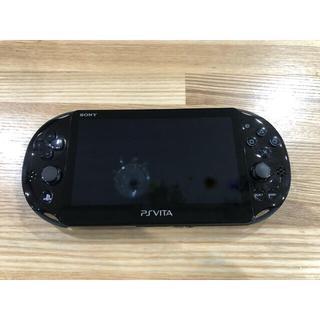 PlayStation Vita - PlayStation®Vita(PCH-2000) Wi-Fiモデル ブラック