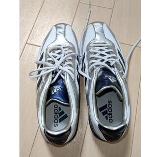 アディダス(adidas)の【良品】野球☆スパイク☆adidas☆25.5cm(シューズ)