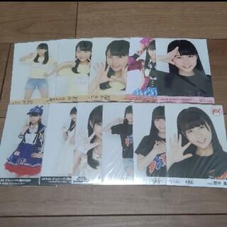 エイチケーティーフォーティーエイト(HKT48)のHKT48田中美久 生写真 セット 1                  (アイドルグッズ)