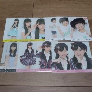 エイチケーティーフォーティーエイト(HKT48)のHKT48田中美久 生写真 セット3                   (アイドルグッズ)