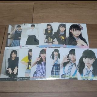 エイチケーティーフォーティーエイト(HKT48)のHKT48田中美久 生写真 セット  4                 (アイドルグッズ)