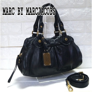MARC BY MARC JACOBS - MARCBYMARCJACOBS ハンドバッグ 2WAY  黒