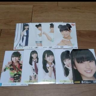エイチケーティーフォーティーエイト(HKT48)のHKT48矢吹奈子 生写真 セット1                   (アイドルグッズ)
