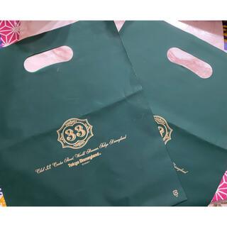 ディズニー(Disney)のclub33 袋2枚(ショップ袋)