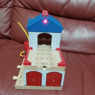 木製 トーマス 消防署 ソドーレスキュー