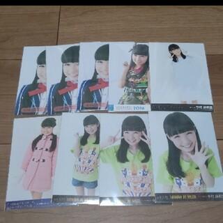 エイチケーティーフォーティーエイト(HKT48)のHKT48今村麻莉愛 生写真 セット 2                 (アイドルグッズ)