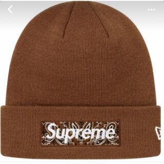 Supreme - supreme ★   New Era Box Logo Beanie