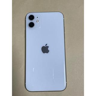 iPhone - iPhone11 64GB ホワイト SiMフリー